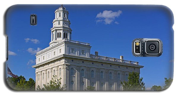 Nauvoo Temple Galaxy S5 Case