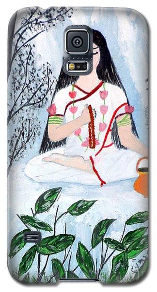 Nava Durga Brahmacharini Galaxy S5 Case