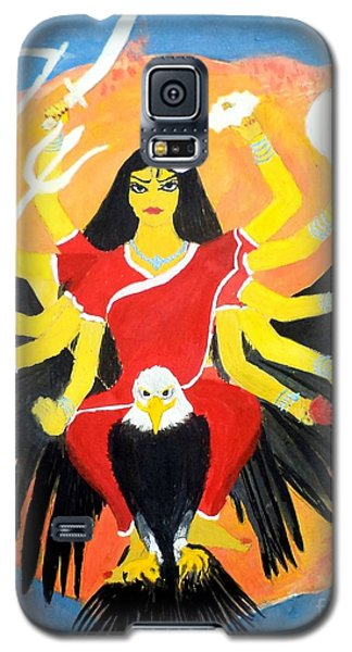 Nava Durga Chandraghanta Galaxy S5 Case