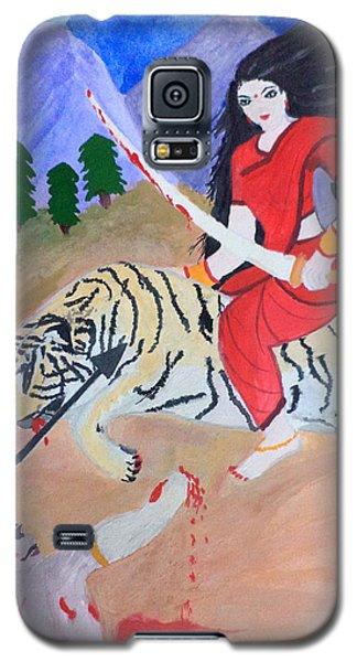 Nava Durga Kaatyayani Galaxy S5 Case