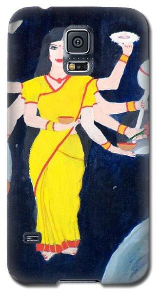 Nava Durga Kusmaanda Galaxy S5 Case