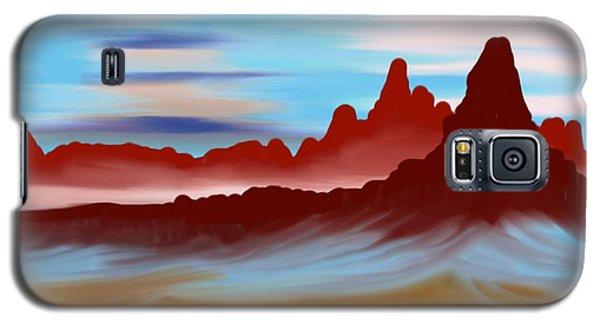 Navajo Galaxy S5 Case