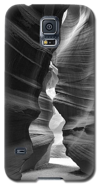 Antelope Canyon Black And White Galaxy S5 Case