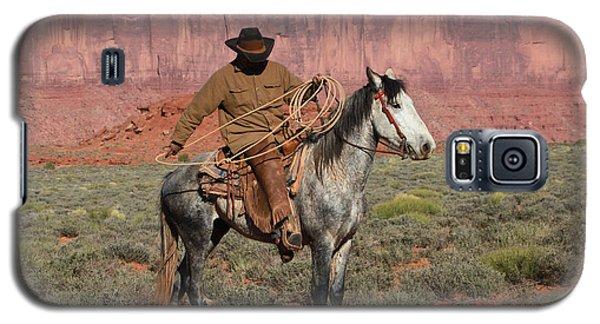 Navajo Cowboy Galaxy S5 Case