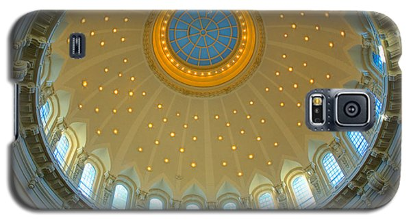 Naval Academy Chapel Side Dome Galaxy S5 Case