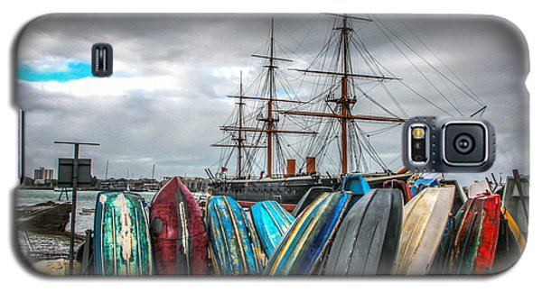 Naval History Galaxy S5 Case by Ross Henton