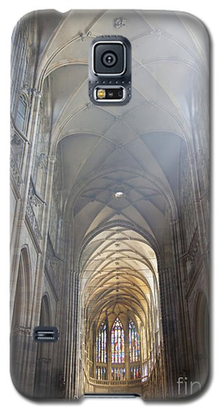 Nave Of The Cathedral Galaxy S5 Case by Michal Boubin