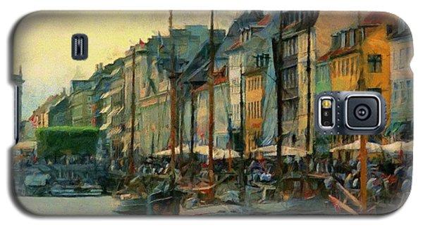Nayhavn Street Galaxy S5 Case