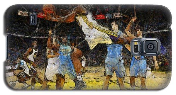 NBA Galaxy S5 Case by Georgi Dimitrov
