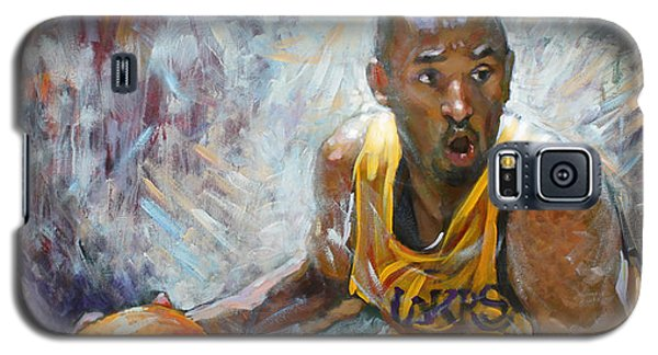 Nba Lakers Kobe Black Mamba Galaxy S5 Case