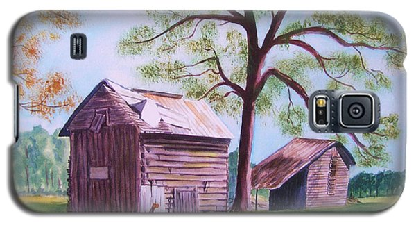 Nc Tobacco Barns Galaxy S5 Case