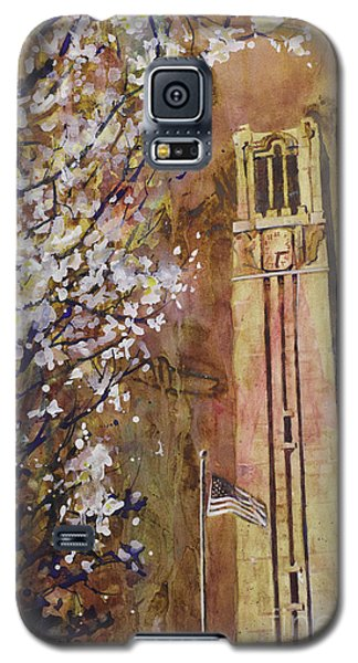 Ncsu Bell Tower Galaxy S5 Case