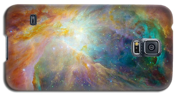 Chaos At The Heart Of Orion Galaxy S5 Case