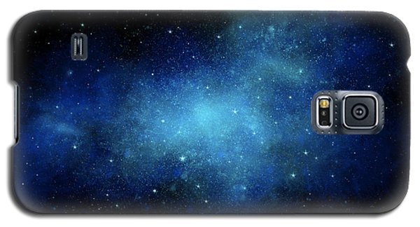 Nebula Mural Galaxy S5 Case