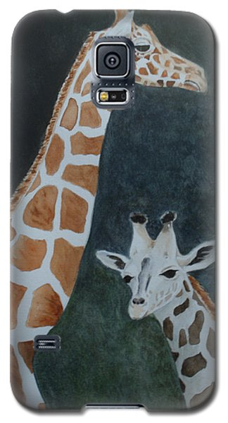Neck And Neck Galaxy S5 Case