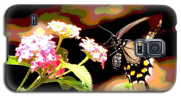 Galaxy S5 Case featuring the photograph Nectar by Linda Cox