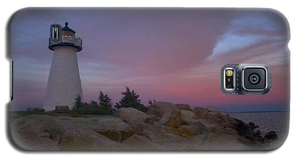 Ned's Point At Sunset Galaxy S5 Case by Amazing Jules