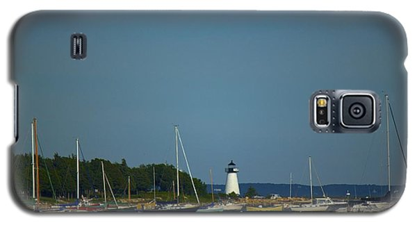 Galaxy S5 Case featuring the photograph Ned's Point In Mattapoisett by Amazing Jules