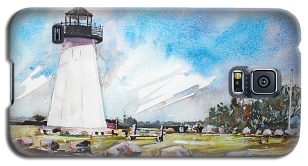 Ned's Point Light Galaxy S5 Case