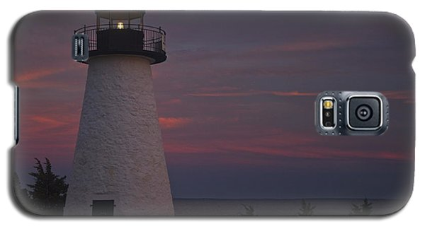 Galaxy S5 Case featuring the photograph Ned's Point Lighthouse Of Mattapoisett by Amazing Jules