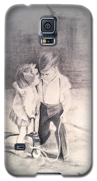 Need A Hug? Galaxy S5 Case by Mary Lynne Powers