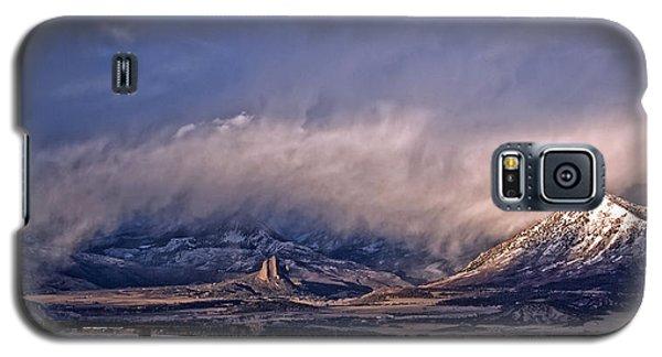 Needle Rock Winters Glow Galaxy S5 Case