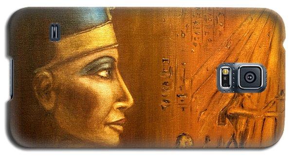 Nefertiti Galaxy S5 Case by Arturas Slapsys