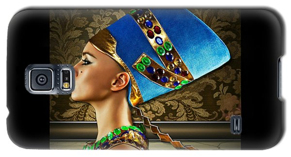 Nefertiti Galaxy S5 Case