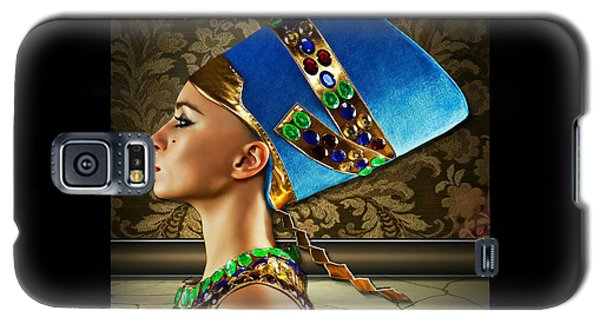 Nefertiti Galaxy S5 Case by Karen Showell