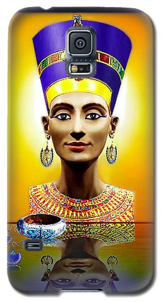 Nefertiti  The  Beautiful Galaxy S5 Case