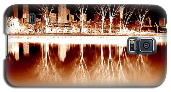 Negative Reflections  Galaxy S5 Case by Robert Knight