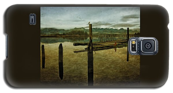 Nehalem Bay Reflections Galaxy S5 Case