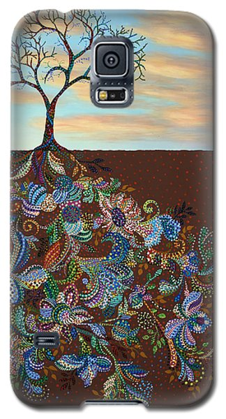 Neither Praise Nor Disgrace Galaxy S5 Case by James W Johnson