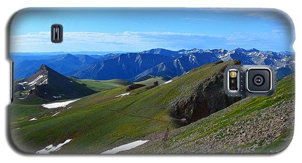 Nellie Creek Trail Galaxy S5 Case