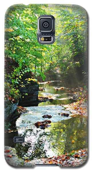 Nelson Ledges Galaxy S5 Case by Lila Fisher-Wenzel