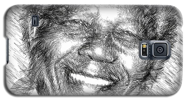 Nelson Mandela Galaxy S5 Case