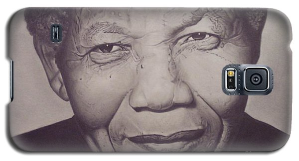 Nelson Mandela Galaxy S5 Case by Wil Golden