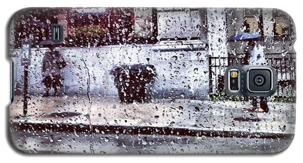 Neon And Rain Galaxy S5 Case
