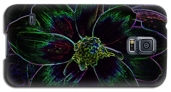 Galaxy S5 Case featuring the photograph Neon Glow by Aimee L Maher Photography and Art Visit ALMGallerydotcom