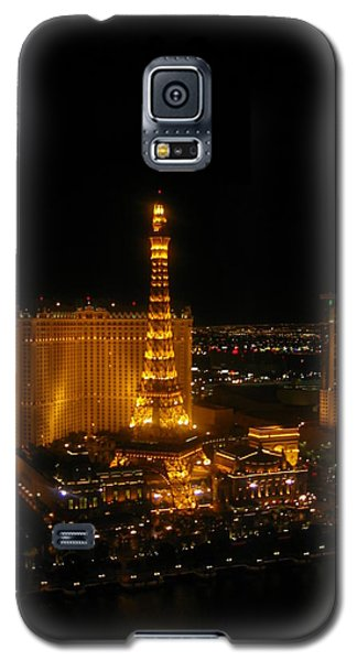Galaxy S5 Case featuring the photograph Neon Illusion by Angela J Wright