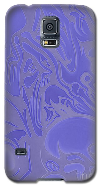 Neon Intensity Galaxy S5 Case by Michael  TMAD Finney