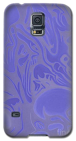 Neon Intensity Galaxy S5 Case