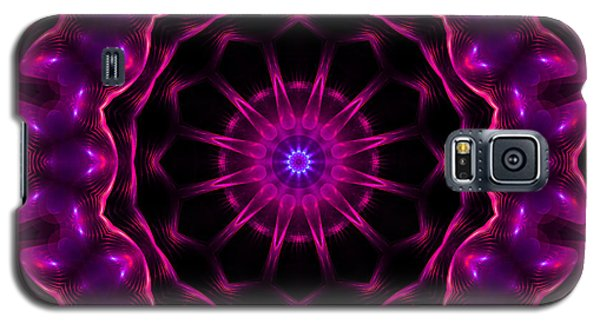 Neon Magic Galaxy S5 Case