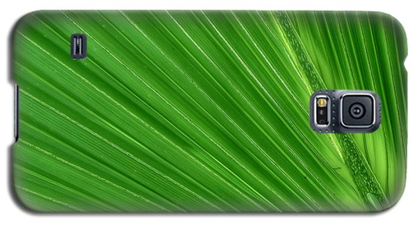 Neon Palm Reader Galaxy S5 Case
