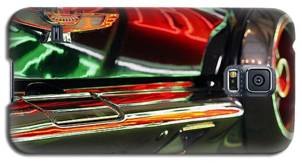 Galaxy S5 Case featuring the photograph Neon Reflections by Shoal Hollingsworth
