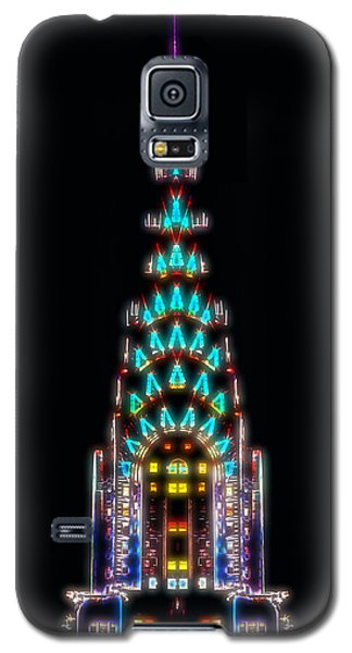 Neon Spires Galaxy S5 Case
