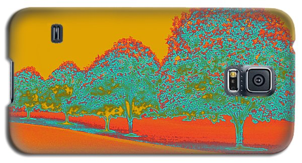 Neon Trees In The Fall Galaxy S5 Case