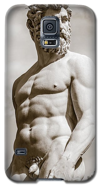 Neptune Statue In Florence Galaxy S5 Case