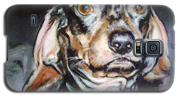 Nervous Man Galaxy S5 Case