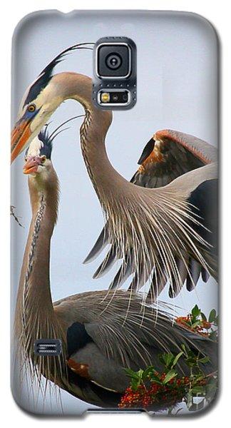 Nestbuilding Galaxy S5 Case